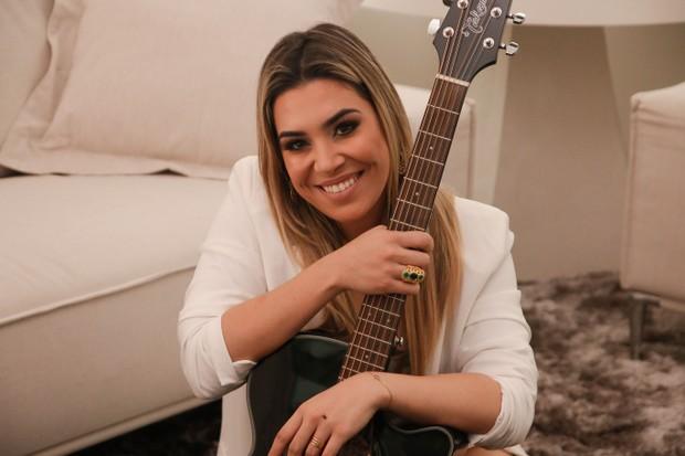 Naiara Azevedo (Foto: Evandro José/EGO)