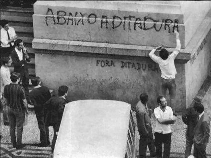 Resultado de imagem para ditadura no brasil