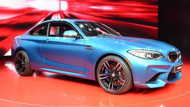 BMW M2 Coupé (Foto: Newspress)