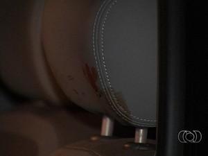 Mulher morre após ser baleada por tiro disparado em perseguição policial, em Goiânia, Goiás (Foto: Reprodução/TV Anhanguera)