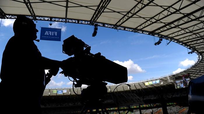 Direitos de transmissão, televisão, TV