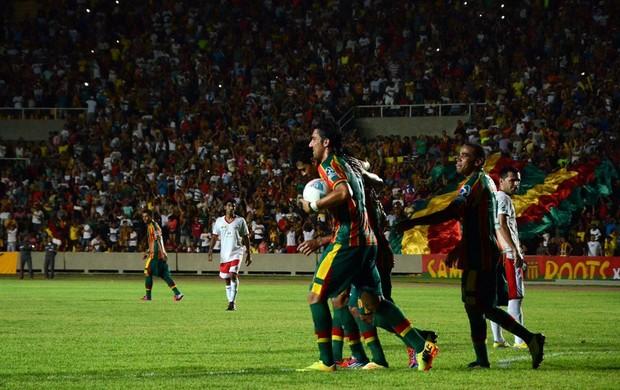 Sampaio x Rio Branco-AC (Foto: Paulo de Tarso Jr./Imirante)