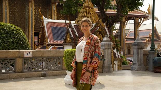 Lugar Incomum - Tailndia (Foto: Divulgao)