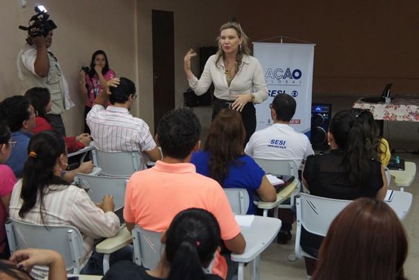 Claudete Leitão Martins Wanderley (Foto: Alysson Bernardo/TV Cabo Branco)