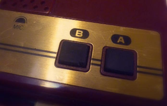 Botões de borracha foram uma ideia ruim (Foto: Reprodução/VGFacts)