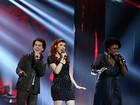 Sam Alves, Luana Fernandes e Ellen Oléria cantam canção de Legião Urbana