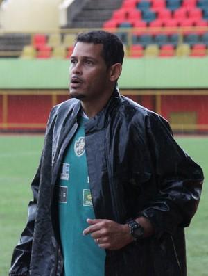 Faísca, goleiro Vasco-AC (Foto: Duaine Rodrigues)