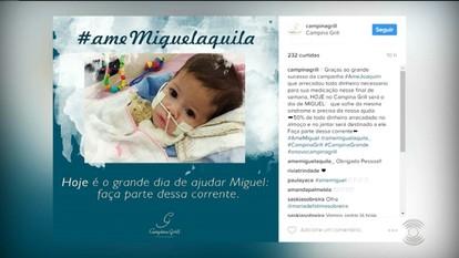 Mãe de bebê com doença rara luta por tratamento de R$ 500 mil em Campina Grande