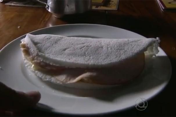 Tapioca de ricota (Foto: Divulgação)