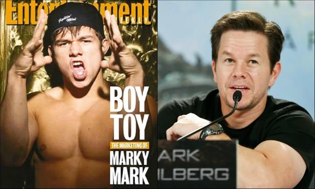 Mark Wahlberg. (Foto: Reprodução e Getty Images)