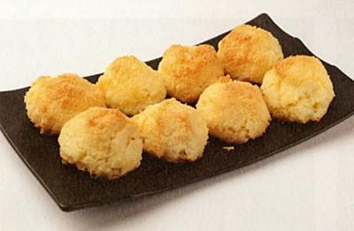 Macaroons de coco (Foto: editora Ediouro)