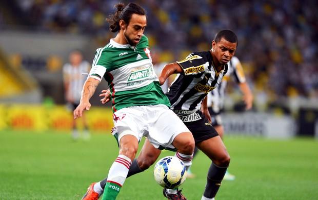 Botafogo x Palmeiras - Maracanã  (Foto: André Durão)