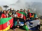 Amigos viajam pela América em Kombi (Arquivo Pessoal)