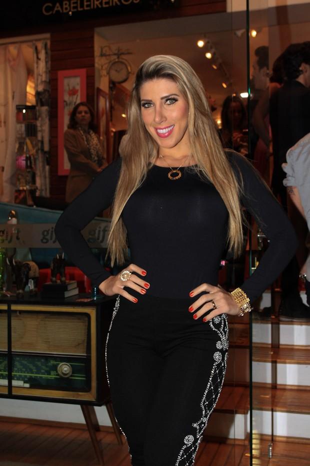 Tatiane Minerato (Foto: Claudio Augusto / Foto Rio News)