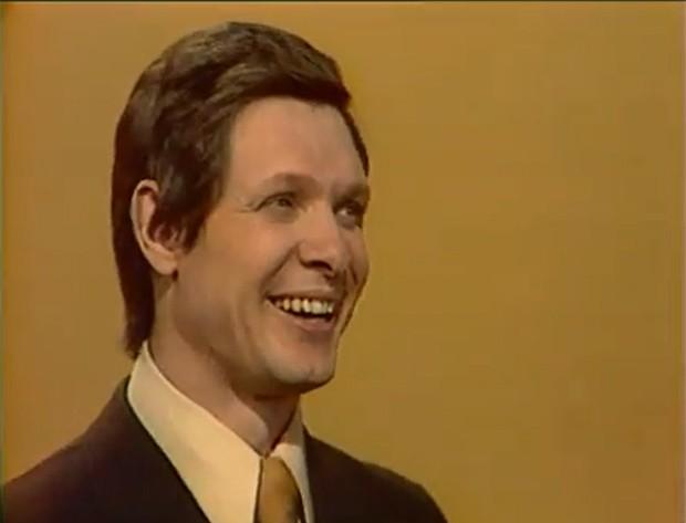 Eduard Khil no vídeo do 'Trololó' (Foto: Reprodução)