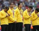 Receita do ouro: medalhistas de prata querem ver Brasil com mesma atitude