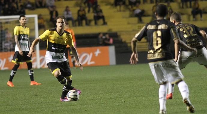 Silvinho Criciúma Botafogo (Foto: Fernando Ribeiro / Criciúma EC)