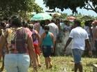 Corpos de vítimas de acidente em Bacuri, MA, são sepultados