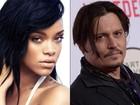 Rock in Rio: Rihanna e Johnny Depp já são eleitos os mais gatos