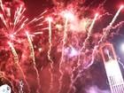 Ano Novo Show reúne milhares de pessoas em Rio Preto e Olímpia