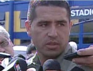 Riquelme diz que não volta ao Boca (Foto: Reprodução)