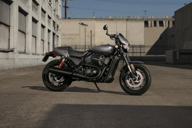 Harley-Davidson Street Rod 2017 (Foto: Harley-Davidson)