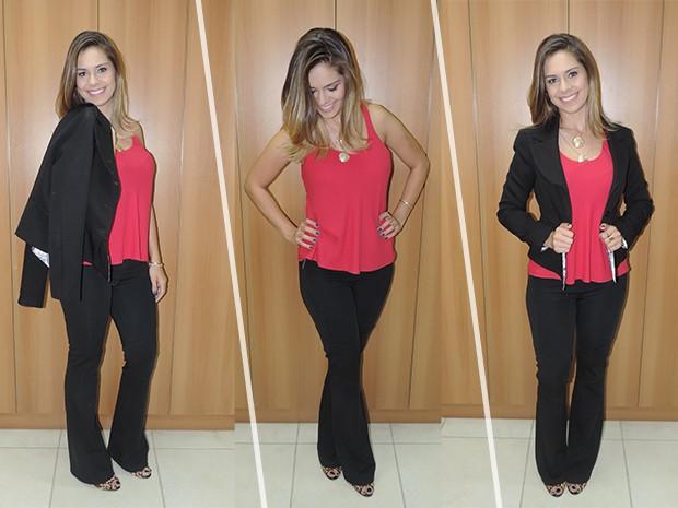 07c27b8cd28f9 G1 - Consultora de moda ensina a usar blusa regata em três ocasiões ...