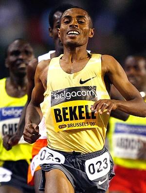 Kenenisa Bekele atletismo fundista (Foto: Getty Images)