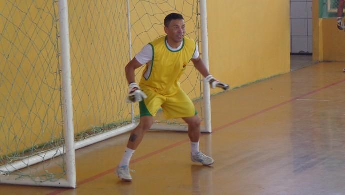 Bague é remanescente da geração campeã estadual de 2007 (Foto: Juscelino Filho)