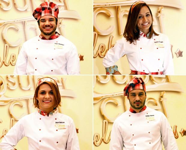 Quem será que vai estar na próxima Panela de Pressão do Super Chef (Foto: Mais Você/TV Globo)