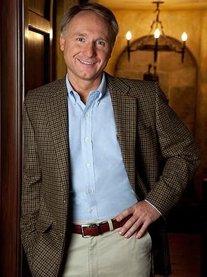 O escritor Dan Brown (Foto: Divulgação)