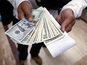 Dólar (Foto: Reuters)