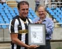 André Lima revela mania de Cuca no Botafogo: bala para jogador fazer gol