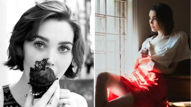 De acordo com seu amigo, o fotógrafo Mark Shiber, a carreira de Lexii Cramsey como modelo estava apenas começando a decolar  (Foto: Mark Shiber)