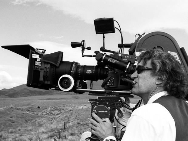 Win Wenders dirigiu o documentário O Sal da Terra, sobre o fotógrafo Sebastião Salgado (Foto: Divulgação)