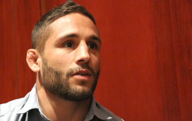 Chad Mendes UFC (Foto: Evelyn Rodrigues)