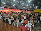 Católicos se reúnem em evento durante Carnaval em Cruzeiro do Sul
