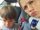 Luana Piovani autoanalisa: 'Ser mãe é meu melhor papel'