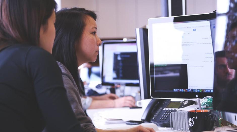 Trabalho; computador (Foto: Pexels)
