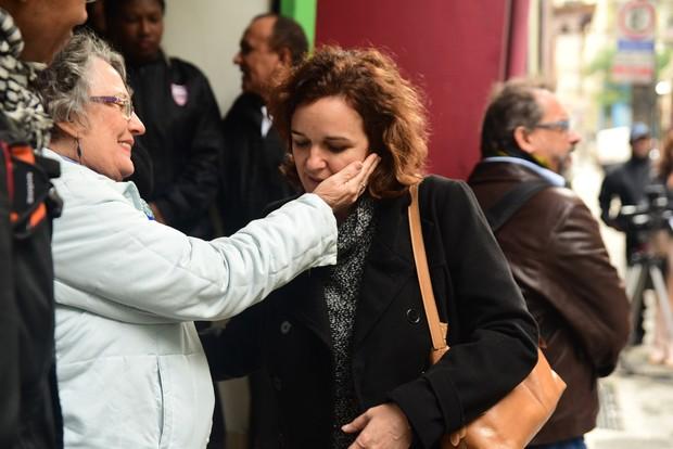 Sandra Converloni  (Foto: Leo Franco / AgNews)