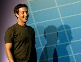 O fundador e CEO do Facebook, Mark Zuckerberg (Foto: EFE/Alberto Estévez)