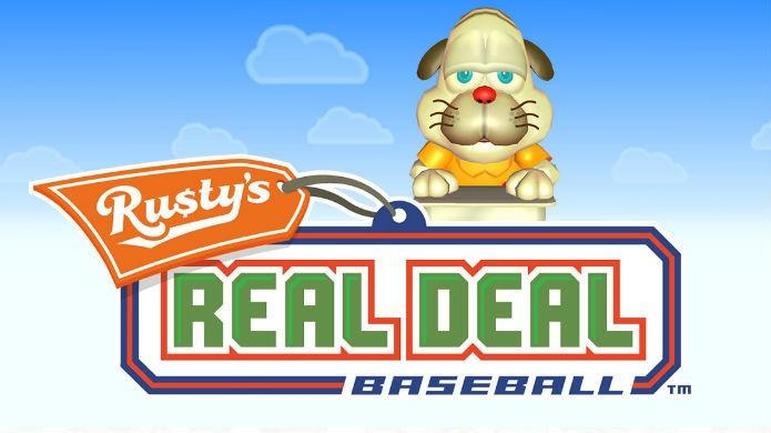 Melhores jogos grátis para 3DS: Rustys Real Deal Baseball (Foto: Divulgação/Nintendo)