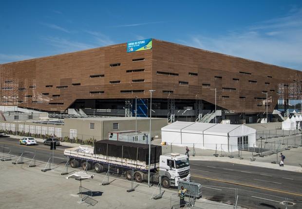 Arena do Futuro (Foto: Renato Sette Camara)