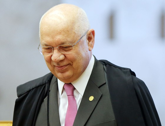 O ex-ministro do STF Teori Zavascki (Foto: Alan Marques/Folhapress)