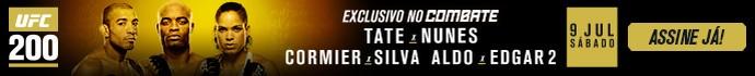 Banner UFC 200 (Foto: Divulgação)