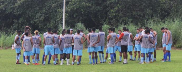 Reunião Piauí, salários atrasados  (Foto: Joana D'arc Cardoso)