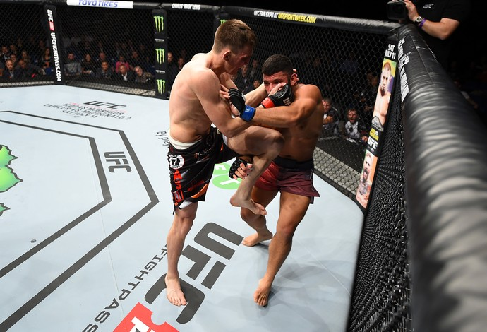 Scott Askham Junior Alpha UFC Berlim (Foto: Getty Images)