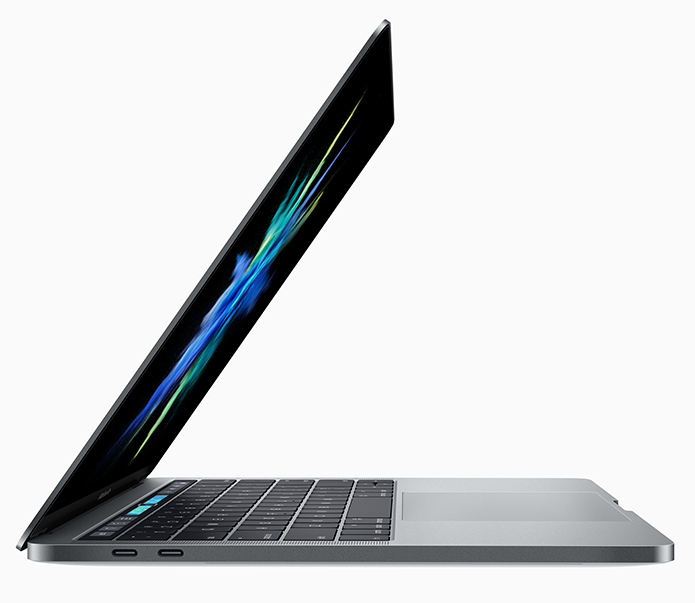 Uso de HDMI, ou qualquer outra interface de vídeo, exige adaptadores nos novos MacBook Pro (Foto: Divulgação/Apple)