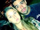 Ex-BBB Yuri e Angela Souza posam para foto: 'Shrek e Fiona'