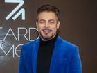 Luigi Baricelli brinca sobre ser avô: 'Não farei mais bailes de debutante'